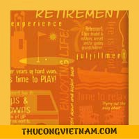 Giấy Retirement - KF 20
