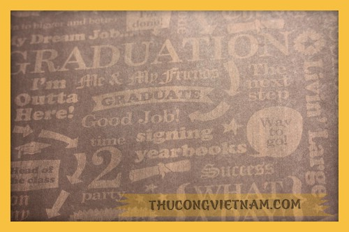 Giấy Grad Collage #60967