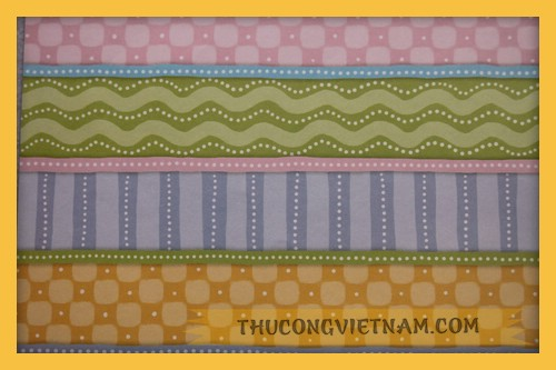 Giấy #60541 - Pastel Patterns
