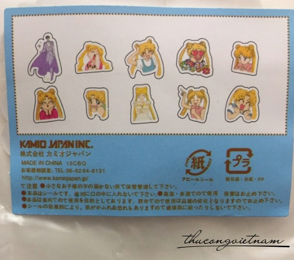 Sticker Sailormoon