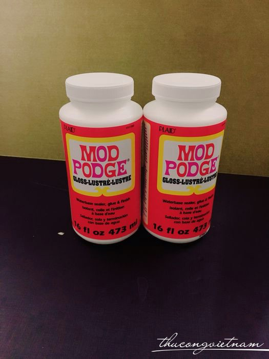 Keo Decoupage Mod podge 473ml